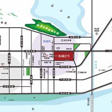 東城壹號項目區位圖