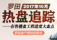 罗田10月热盘跟踪在售楼盘进度汇总