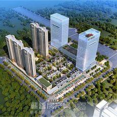 天禧未来城(公寓)鸟瞰图