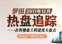 """罗田2017年12月在售楼盘跟踪""""工程进度""""盘点!"""