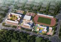 黃梅縣第八小學及城南幼兒園預計今年7月份完工!