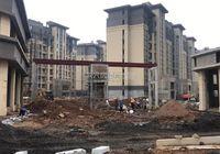 广济府9月工程进度播报   A区16、19号楼已封顶