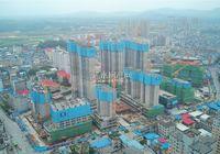 润达国际8月工程进度播报|11#楼32层结构施工!