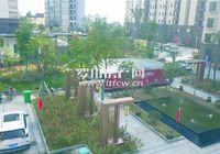 凤鸣·九方城2020年10月工程进度:C7外墙开始刷漆!