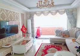 美景国际新城,三室两厅精装修,证满2年