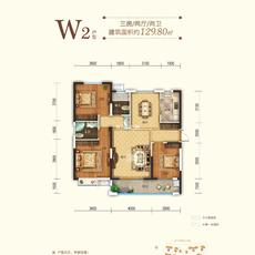 申丰·金色阳光城--W2 129.80