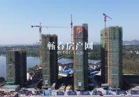 天盛西城壹品9月工程进度播报|2#楼主体楼栋建至24层