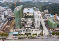义水星城2020年10月工程进度:1#建至6层!