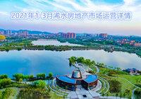 2021年1-3月浠水县房地产市场运行情况
