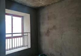 撿漏!蘄河金岸毛坯新房116平4室2廳2衛中間樓層,僅售48萬
