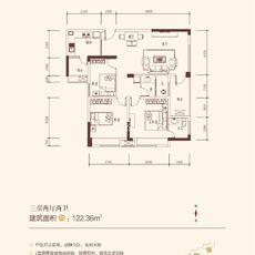 金浦佳苑2-4#(C)楼户型图