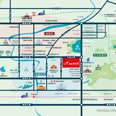 蕲春碧桂园区位图