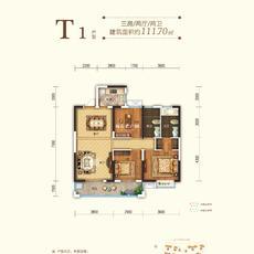 申丰·金色阳光城--10# 户型