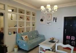畔山华府精装温馨2居室,品牌家具家电,拎包即住,中高层,证满2年